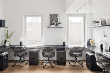 The New Work Project Private Members Workspace in Williamsburg, NYC | Yellowtrace