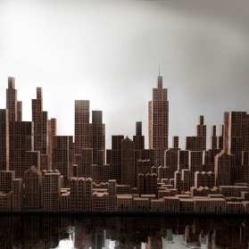 Bricks Decoded: The Minimal City by Matteo Mezzadri | Yellowtrace
