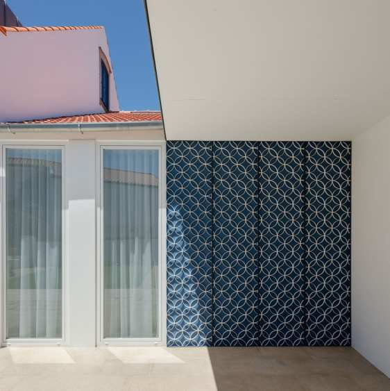 House Renovation in Ovar, Portugal by Nelson Resende | Yellowtrace