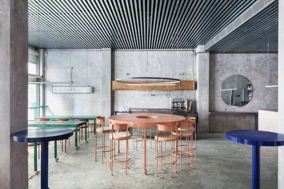 CASAPLATA Restaurant & Cocktail Bar in Seville by Lucas y Hernández-Gil | Yellowtrace