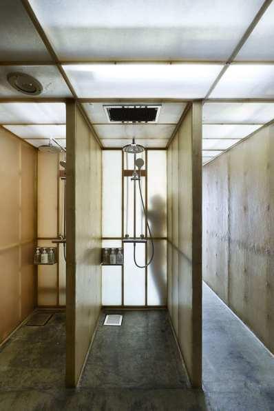 Do-C Ebisu Capsule Hotel Renovation in Tokyo by Schemata Architects | Yellowtrace