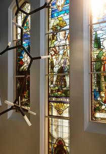 Refurbishment of a 1910 Church by Doherty Design Studio   Yellowtrace