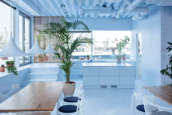 Bakken & Bæck Office in Oslo, Norway by Kvistad | Yellowtrace