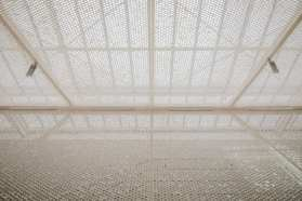 Antoni Clavé Archives in Paris by Kengo Kuma | Yellowtrace