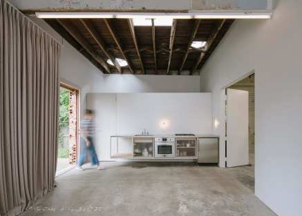 Big Space, Little Space in Buffalo, New York by Davidson Rafailidis | Yellowtrace