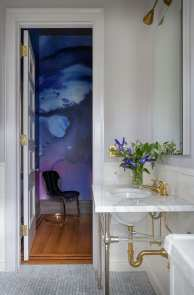 Historic Southwest Hills Victorian House in Portland USA Renovated by Jessica Helgerson Interior Design | Yellowtrace