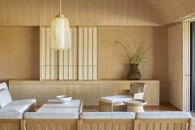 Amanemu Resort in Shima, Japan by Kerry Hill Architects | Yellowtrace