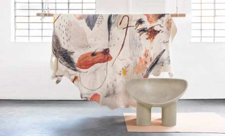 New Leather Product by Faye Toogood, Tom Dixon and Timorous Beasties for Bill Amberg Print | Yellowtrace