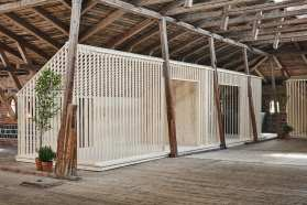 The Fiskars Summer House Exhibition Set by Studio Joanna Laajisto | Yellowtrace