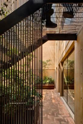 Concrete Apartment Complex in Mexico City by Taller Hector Barroso   Yellowtrace