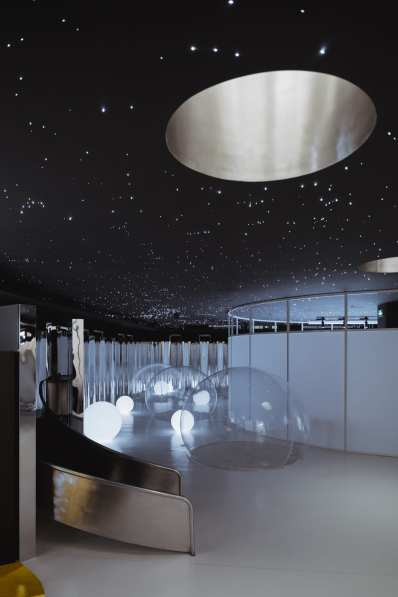 POLYCARBONATE NEVERLAND: Aranya Kids Restaurant by Wutopia Lab in Qinhuangdao, China | Yellowtrace