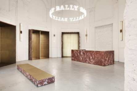Bally Showroom in Milan by storagemilano   Yellowtrace