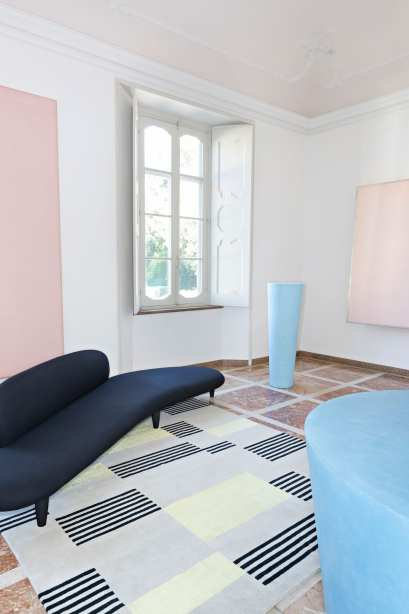 Hello Sonia by Studiopepe for CC Tapis Rugs   Yellowtrace