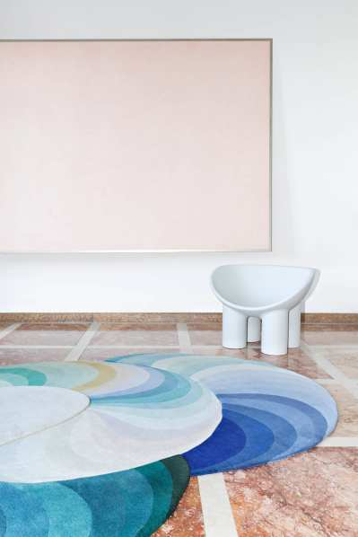 Slinkie Collection by Patricia Urquiola for CC Tapis Rugs   Yellowtrace