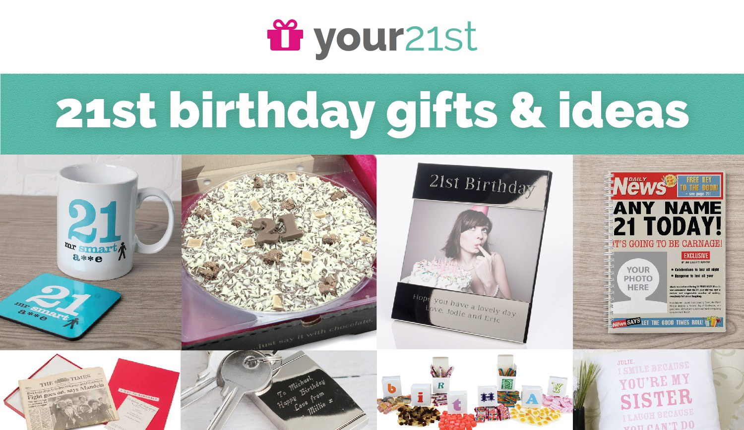21st Birthday Gifts For Him 21st Presents For Men Your 21st