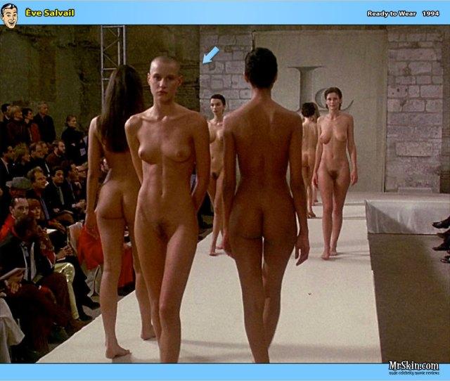 Naked Catwalk 4