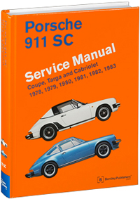 Porsche 911SC 1978 1983 SERVICE  Repair Manual NEW | eBay