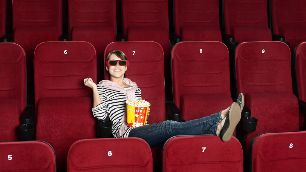Image result for at the movies alone