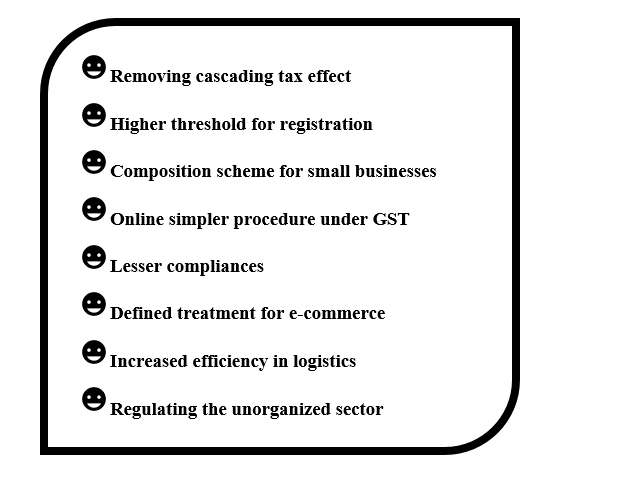 GST Advantages