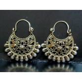 36garhiart-oxidized-gold-tone-jhumka-earrings