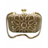bhamini-rawsilk-box-clutch-with-cutwork-lace-gold