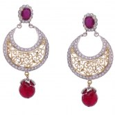 prisha-collections-silver-alloy-chandelier-dangle-earring-set