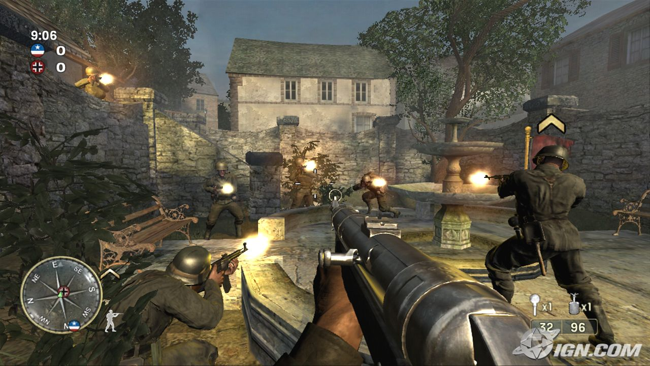 Call Of Duty 3 Screenshots Pictures Wallpapers Xbox 360 IGN