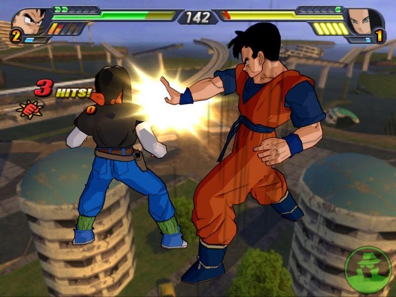 สูตร Dragon Ball Z Budokai Tenkaichi 3 Wii idea gallery