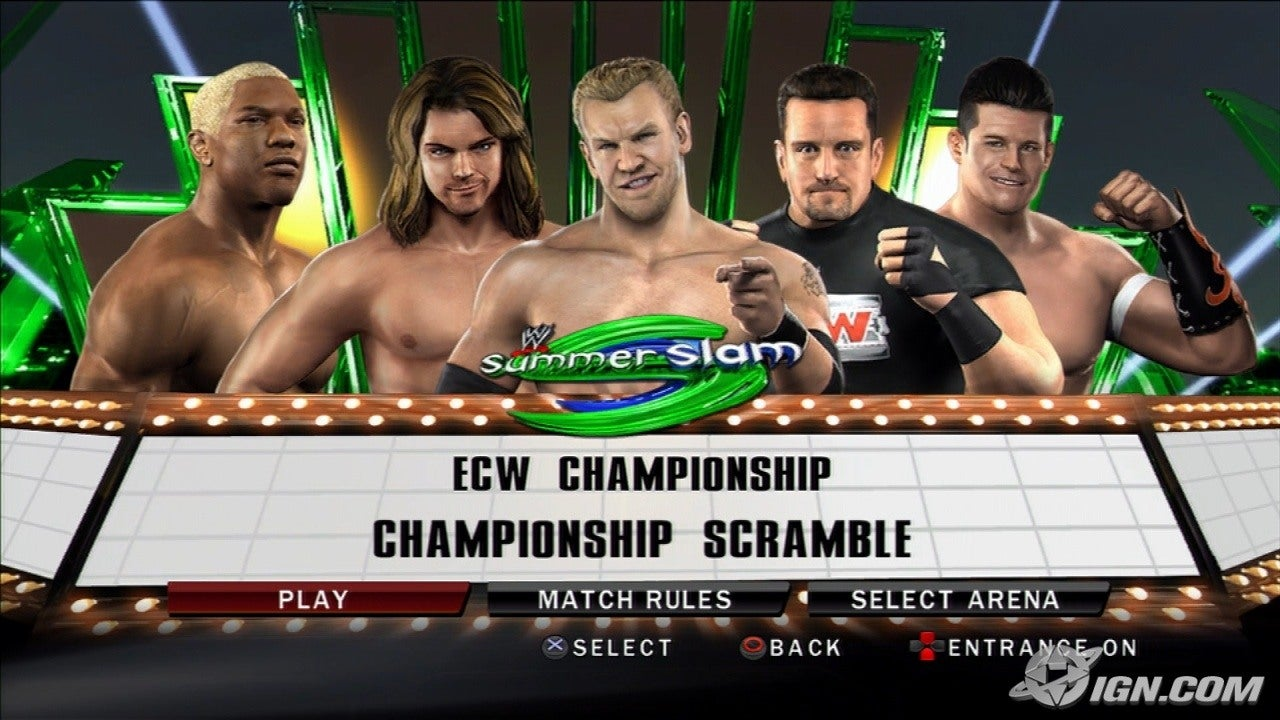 WWE SmackDown 2010 Screenshots Pictures Wallpapers PlayStation 3 IGN