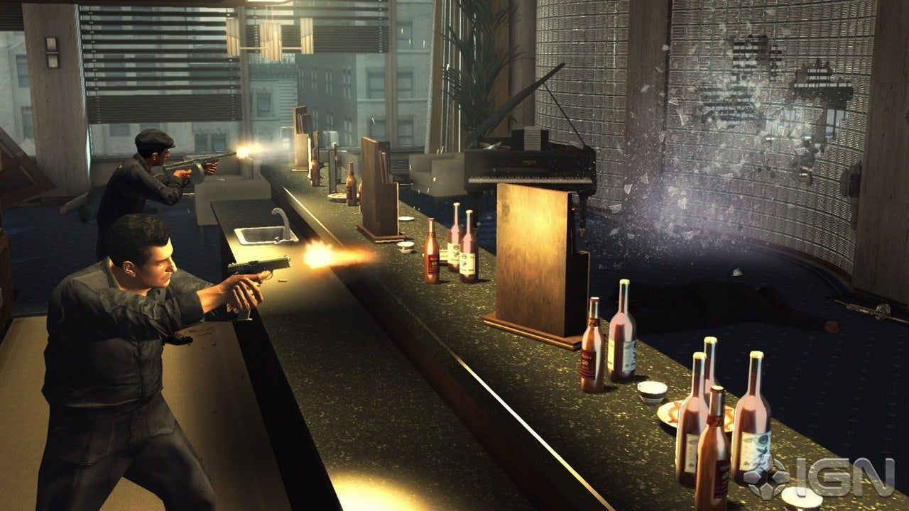 Mafia 2 Screenshots Pictures Wallpapers Xbox 360 IGN