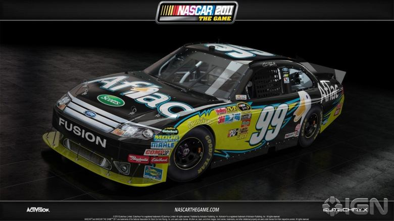 NASCAR 2011 Screenshots, Pictures, Wallpapers - Wii - IGN