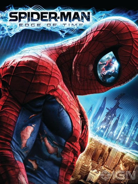 Spider Man Edge Of Time Screenshots Pictures Wallpapers