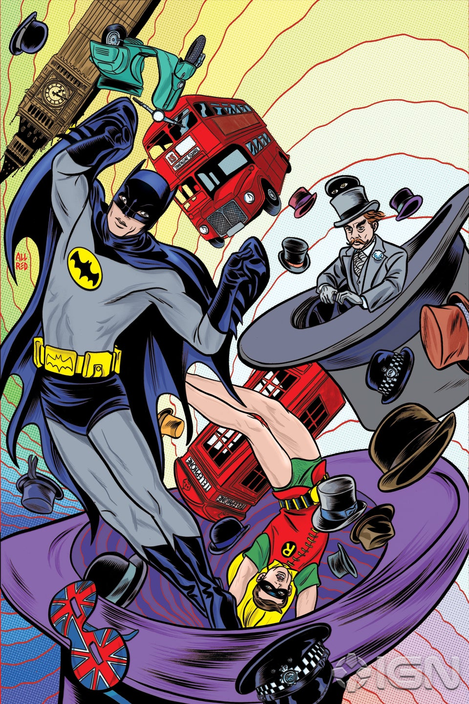 Batman 66 Chapter 10 Preview IGN