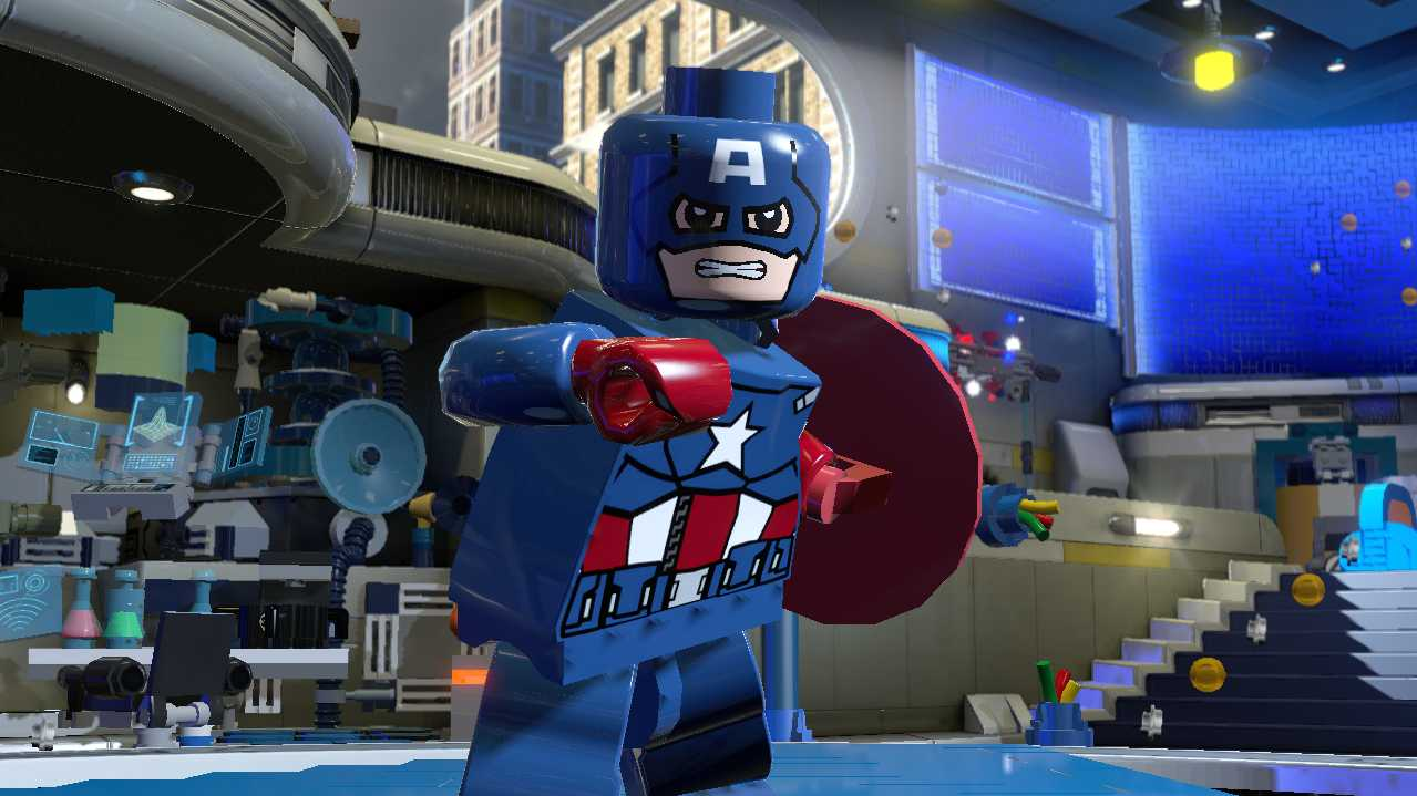 LEGO Marvel Super Heroess Superheroic Fan Service IGN