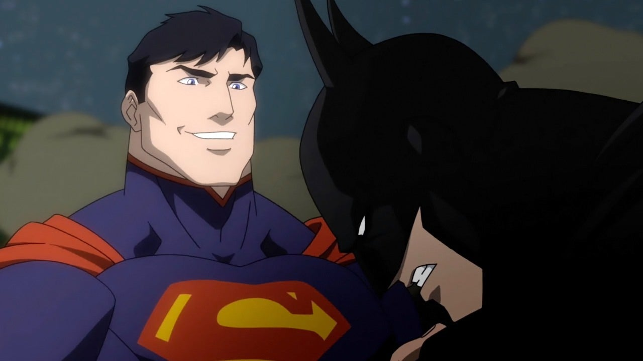 Justice League War Blu Ray Detailed IGN