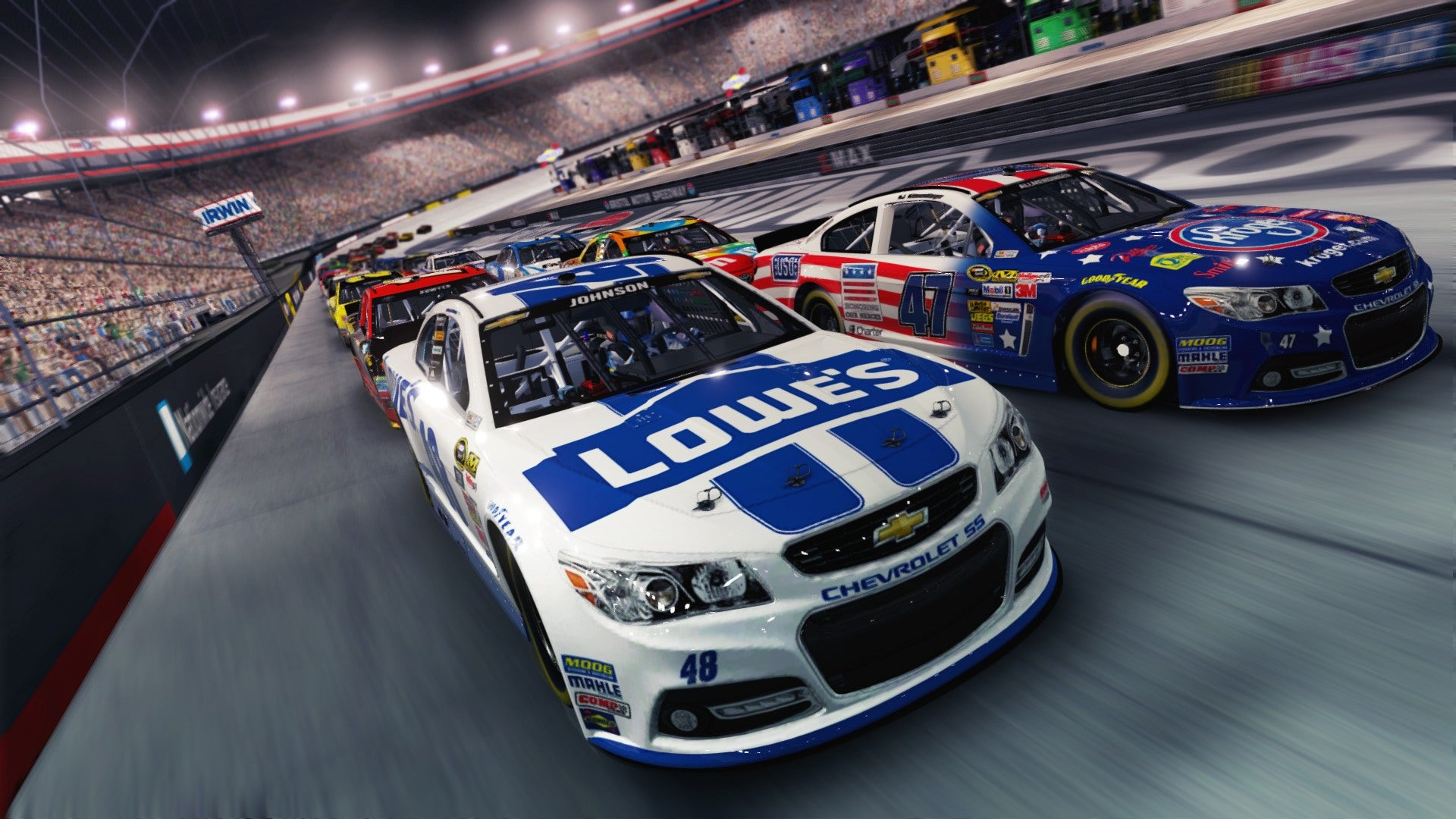 Nascar 14 Screenshots Pictures Wallpapers Pc Ign