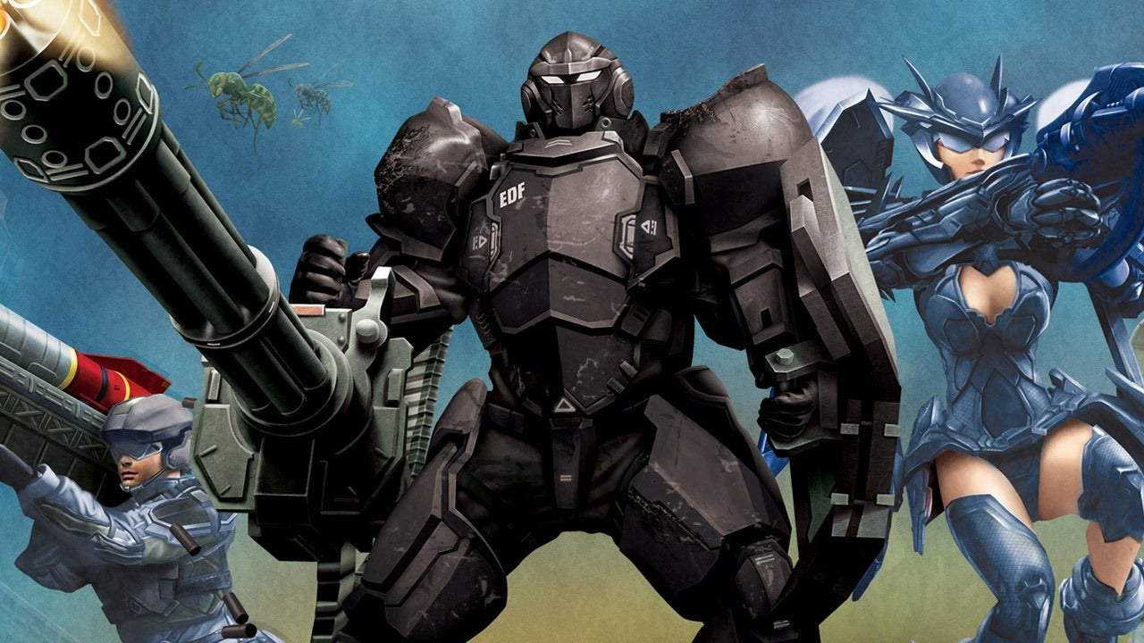 Earth Defense Force 2025 Review IGN