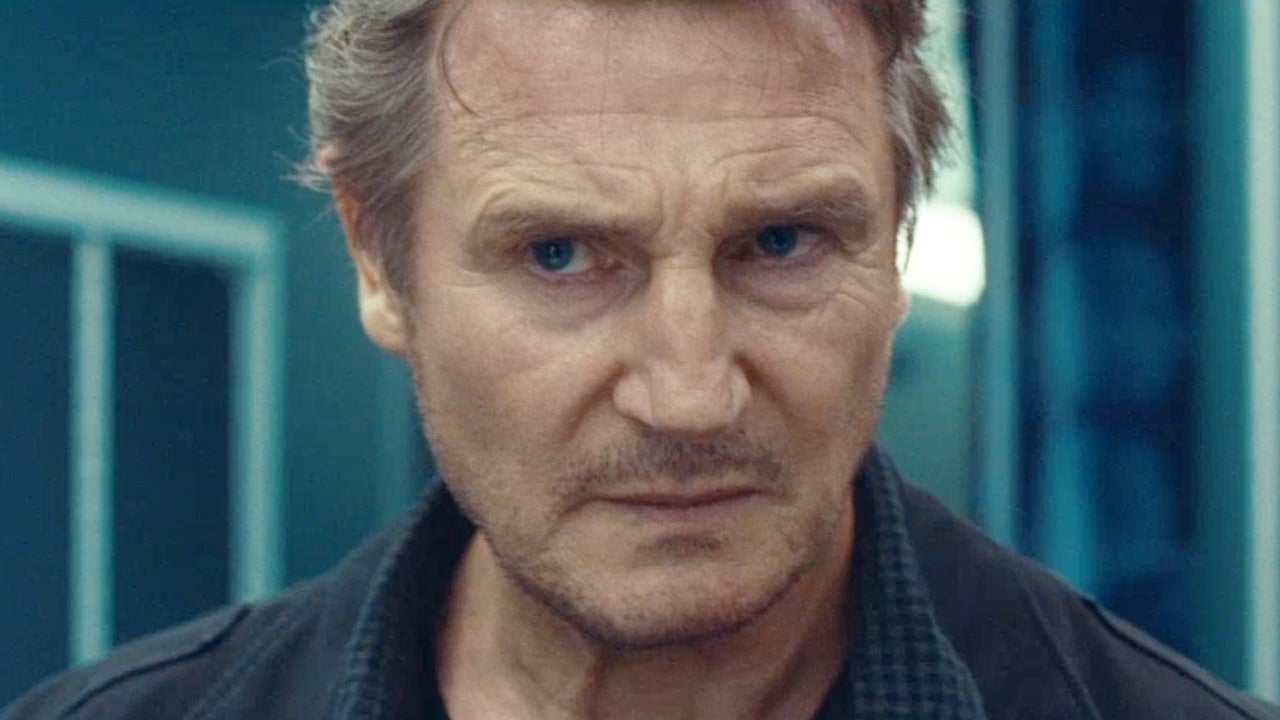 Liam Neeson Shoots A Scene For The Entourage Movie IGN