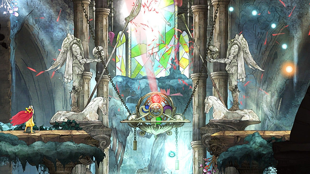 Child Of Light Review IGN