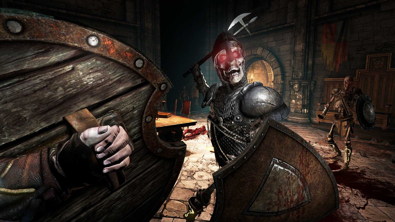 E3 2014 Hellraid A Dash Of Diablo A Bit Of Borderlands IGN