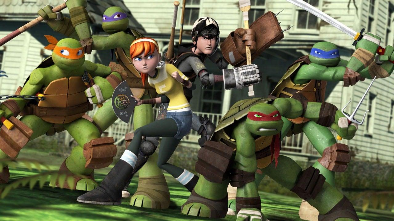 Teenage Mutant Ninja Turtles Within The Woods Review IGN