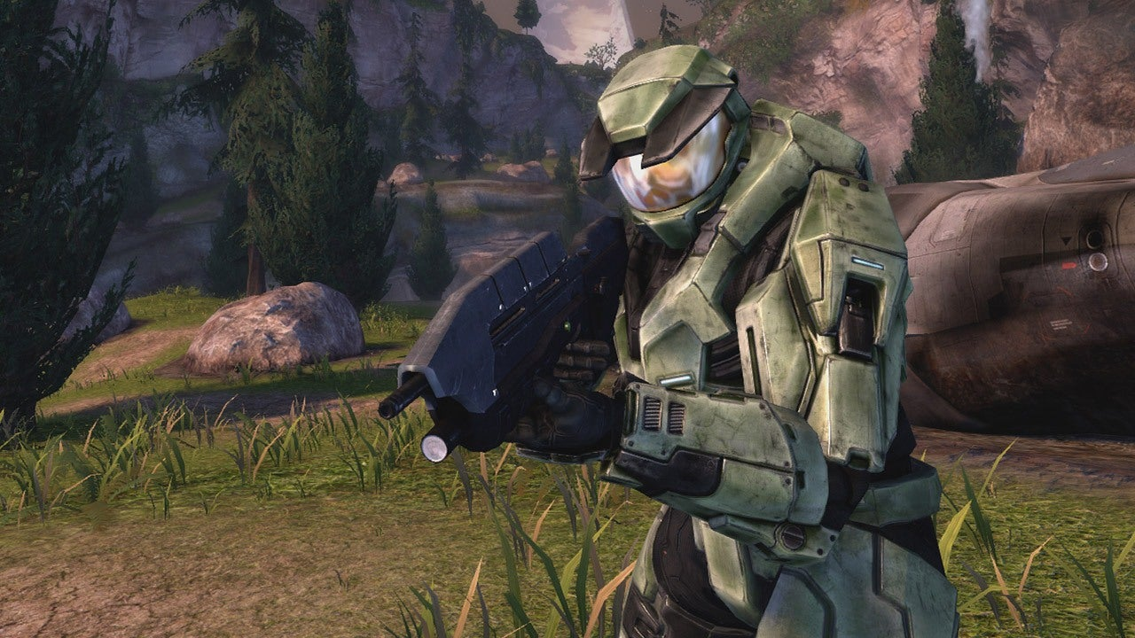 See What Halo CE Looks Like At 1080p60fps In Halo The