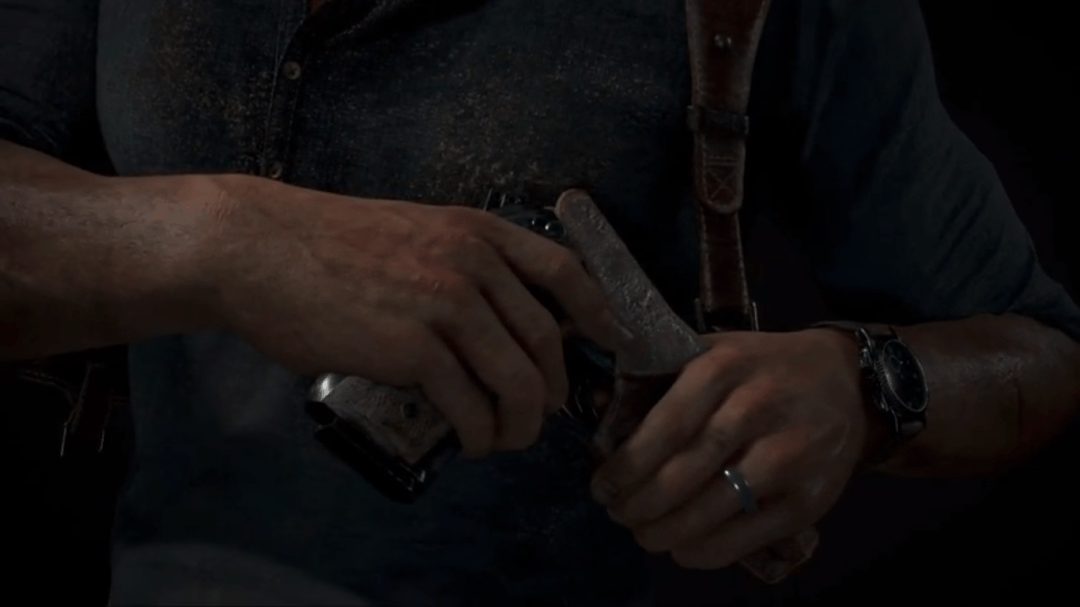 Naughty Dog Compares Uncharted 4's Nathan Drake To Uncharted 3 18