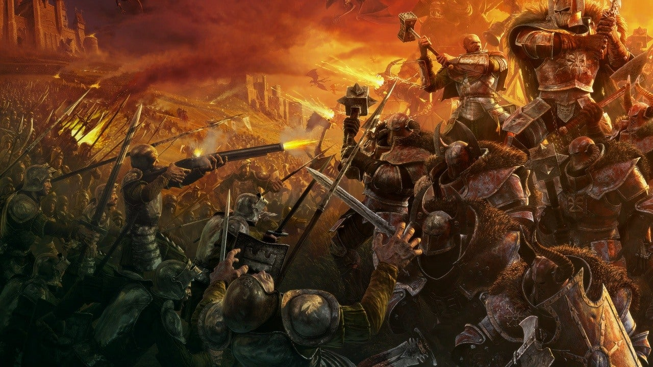 Total War Warhammer Leaks Thanks To Art Book IGN