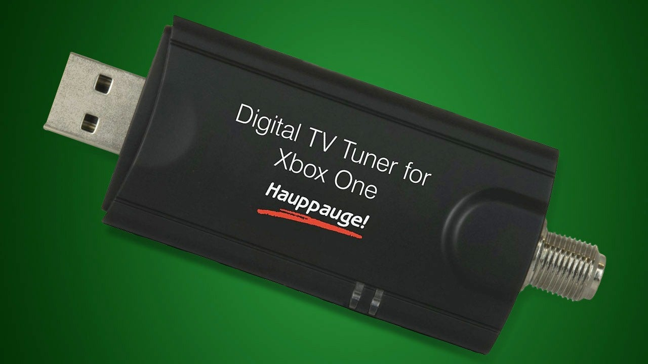 Xbox One TV Tuner Review IGN