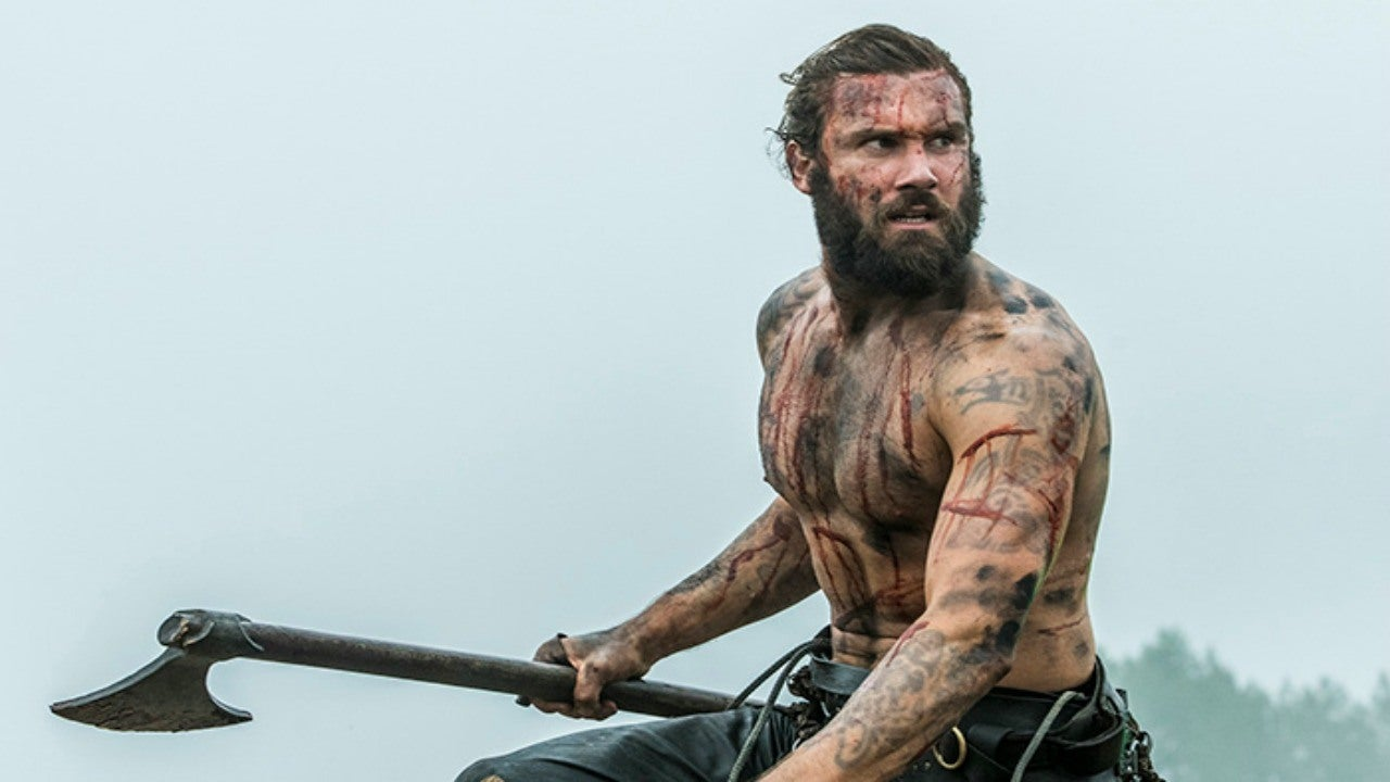 Taken TV Series Casts Vikings Star Clive Standen As Liam