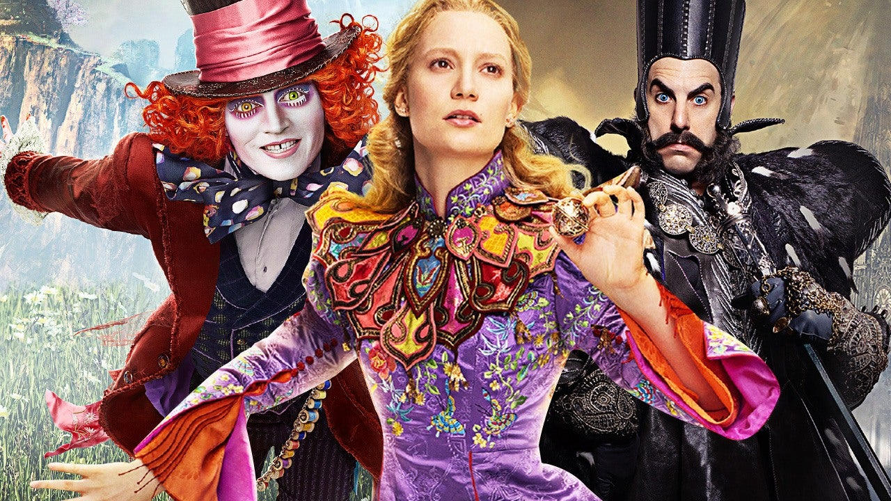 Alice Though The Looking Glass Offers A New Director And A New Approach IGN