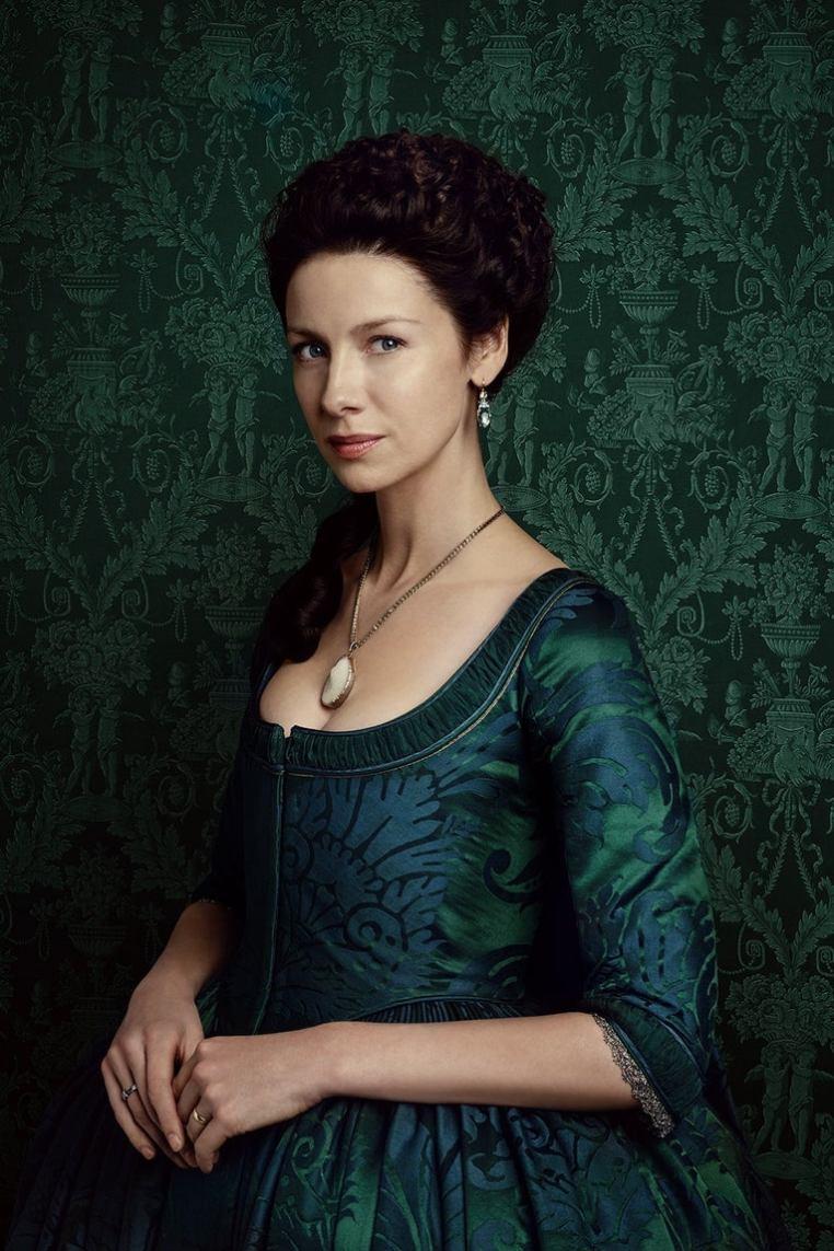 Caitriona Balfe as Claire Randall Fraser