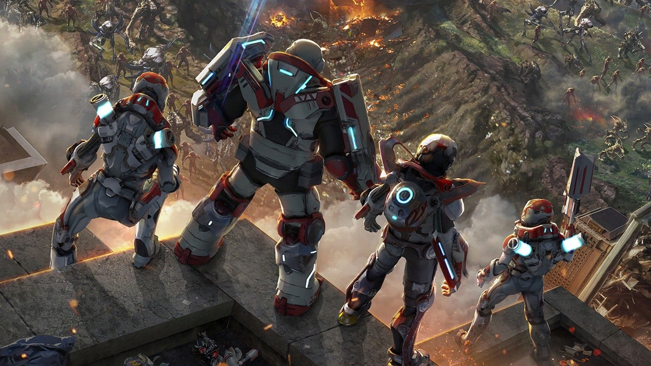 Alienation Review IGN