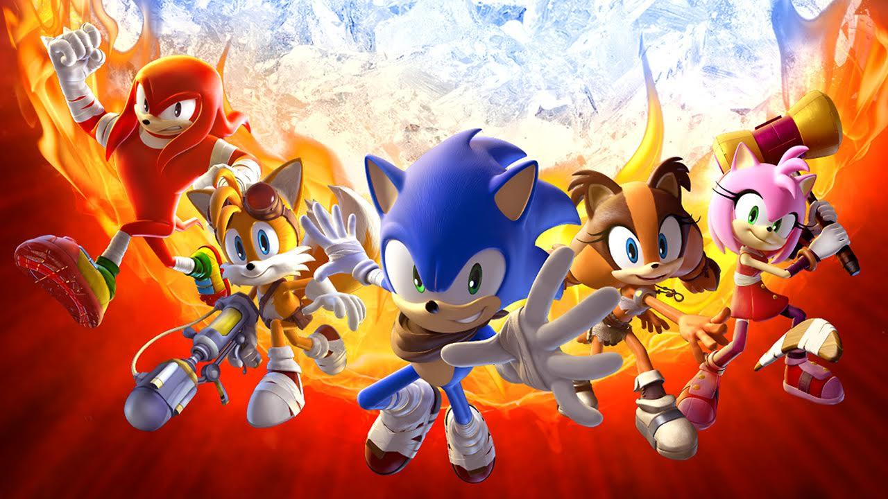 Sonic Boom Fire And Ice Review IGN